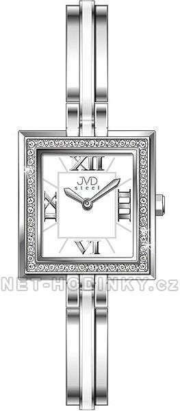 Náramkové hodinky dámské JVD steel W25.1.2, W25.2.3 154303 W25.1.2