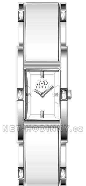 Náramkové hodinky dámské JVD steel W26. 1.2, W26. 2.5 154304 Hodiny