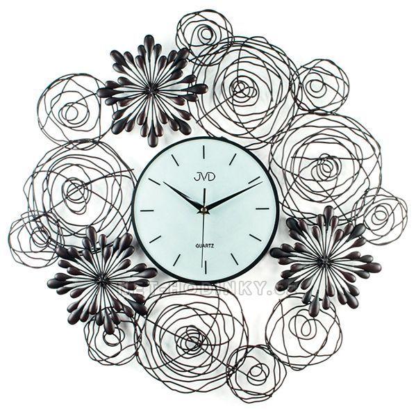 Nástenné hodiny design JVD HJ68.4 154482