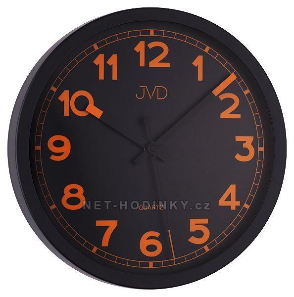 Nástěnné hodiny JVD quartz HA12.1, HA12.2, HA12.3 154490 HA12.1