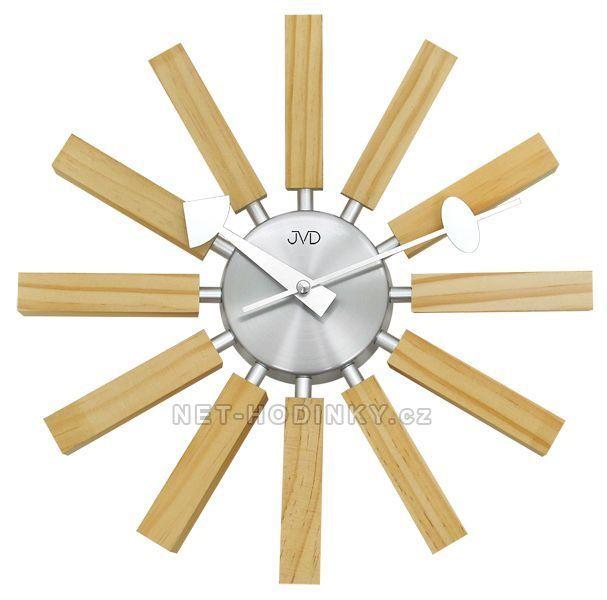 Nástěnné hodiny JVD quartz HT103.2, HT103.1 154694 HT103.1.1