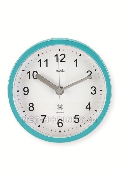 Nástěnné koupelnové hodiny AMS 5921, AMS 5922, AMS 5924 154510 Hodinářství