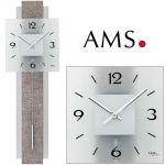 Nástěnné kyvadlové hodiny AMS 7322 154496