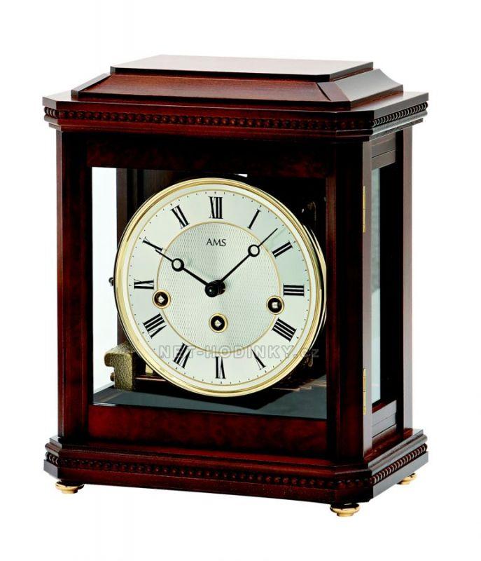 Stolní mechanické hodiny AMS 2196/1 154844
