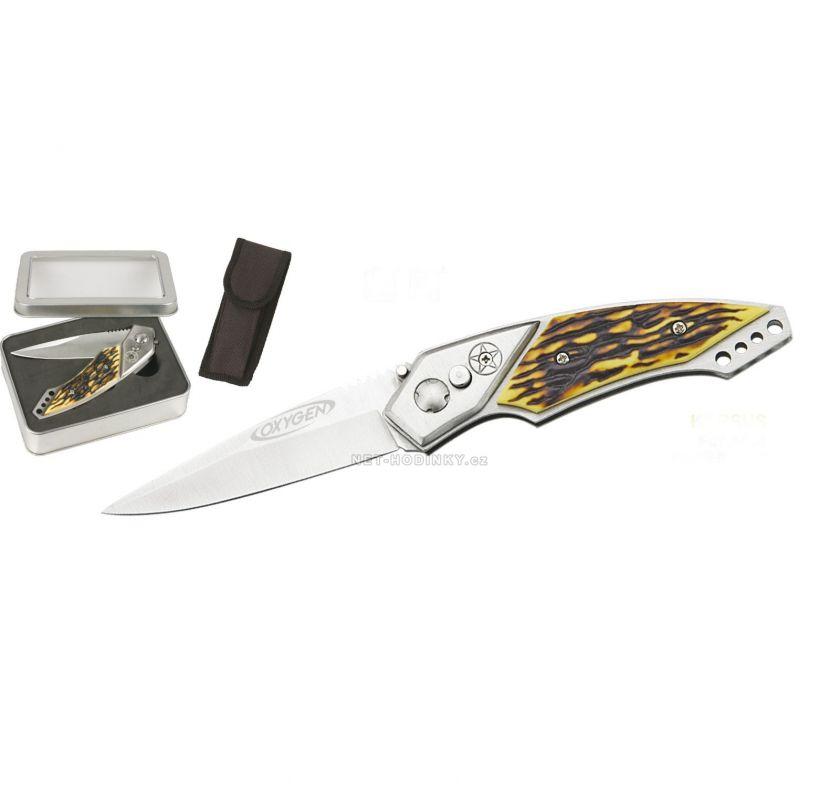 Vystřelovací nůž s nylonovým pouzdrem 154983