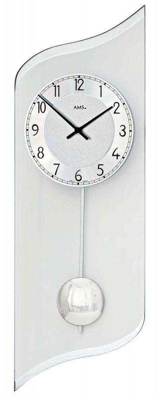 Kyvadlové hodiny AMS 7436 156112 Hodiny