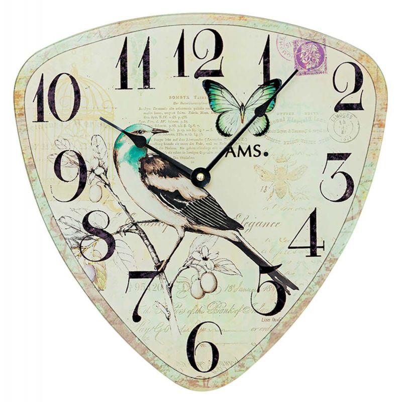 lNástěnné hodiny AMS 9480 156131