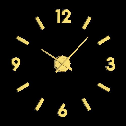Nalepovací nástěnné hodiny JVD HB11.1 156471