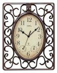 Nástěnné hodiny AMS 5976 rádiem řízené 156133