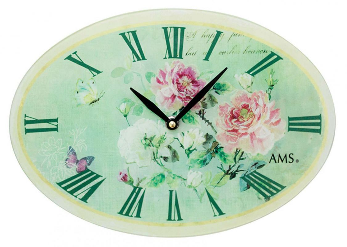 Nástěnné hodiny AMS 9479 156129