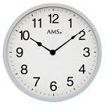 Nástěnné hodiny  AMS 9493 156124