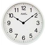 Nástěnné hodiny  AMS 9494 156125