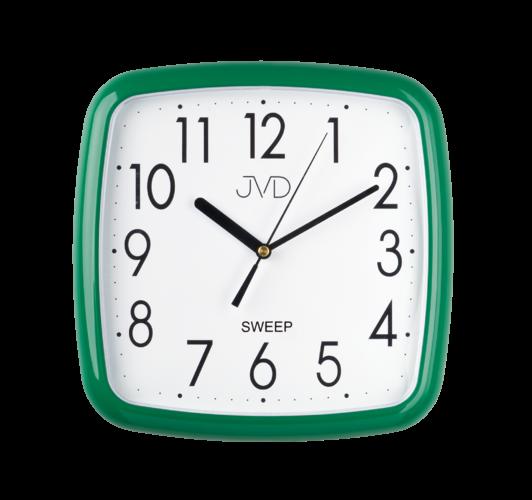 Nástěnné hodiny JVD sweep HP615.15 156456