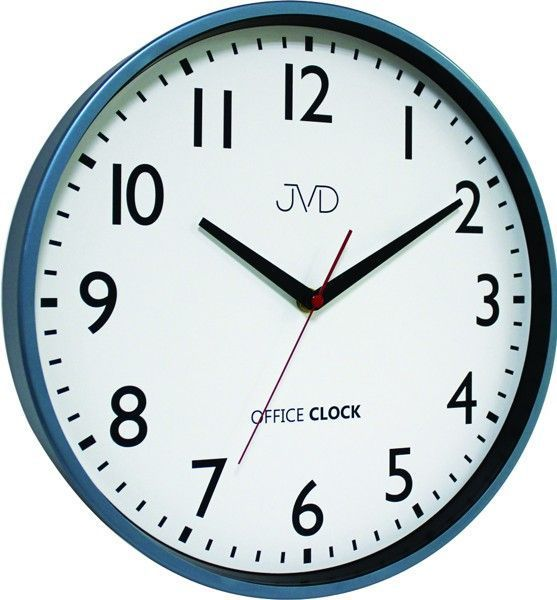 Nástěnné hodiny JVD TS20.2.2 modrá 156151