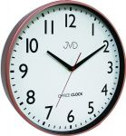 Nástěnné hodiny JVD TS20.3.3 červená 156152