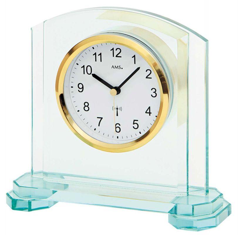 Stolní hodiny AMS 5147 rádiem řízené 156137