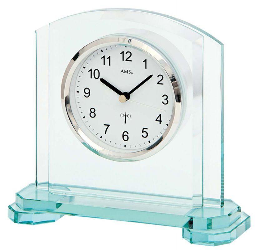 Stolní hodiny AMS 5148 rádiem řízené 156138