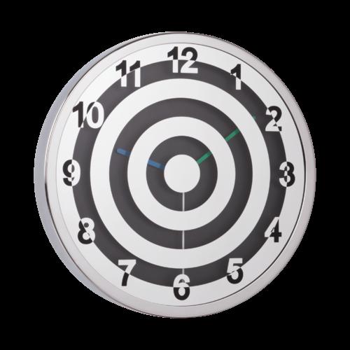 Kovové nástěnné hodiny H90 156741