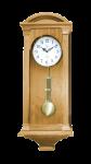 Hodiny na zeď Kyvadlové hodiny JVD quartz N9317.3 156666 Designové hodiny