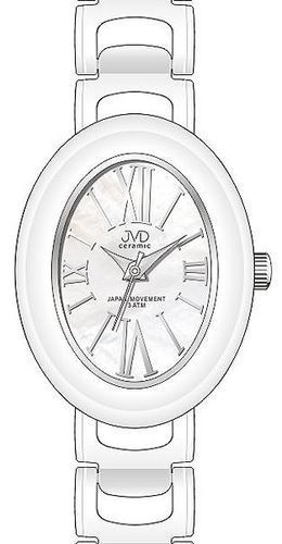 Náramkové hodinky JVD ceramic J6010.3 156722