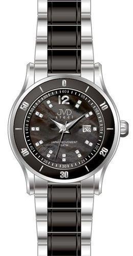 Náramkové hodinky JVD steel J4125.3 156653 Hodiny