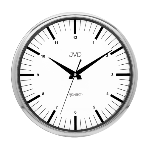 Nástěnné hodiny JVD -Architect- HT078.1 156647