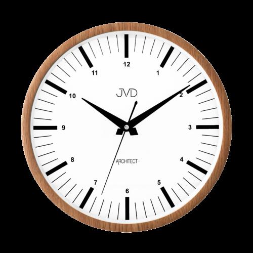 Nástěnné hodiny JVD -Architect- HT078.2 156646