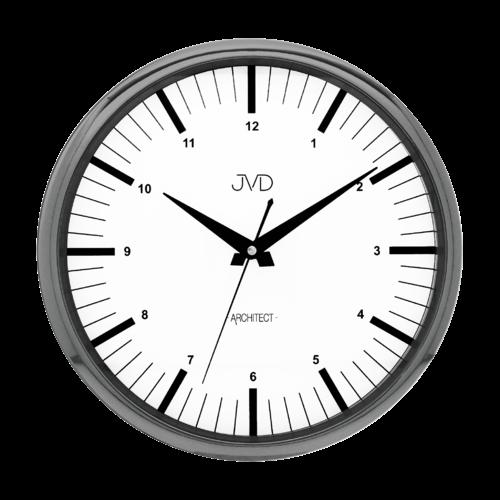 Nástěnné hodiny JVD -Architect- HT078.3 156648