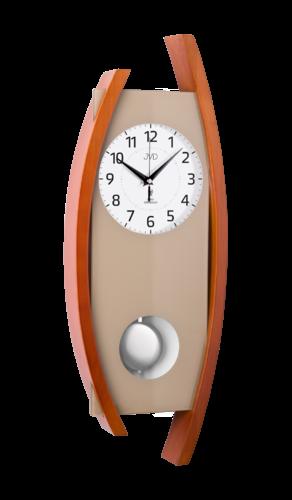 Nástěnné kyvadlové hodiny JVD NR12092/41 156505