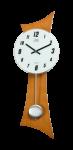 Nástěnné kyvadlové hodiny N27004/41 156812