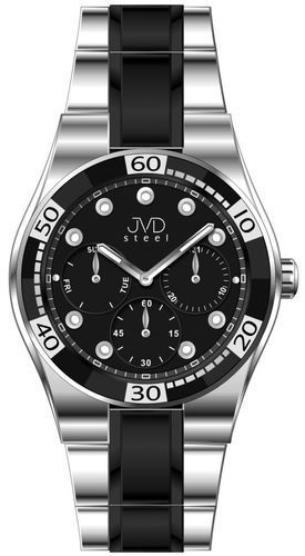 Náramkové hodinky Steel JVDW 52.2 156951