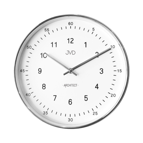 Nástěnné hodiny JVD -Architect- HT080.1 156933