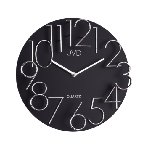 Nástěnné hodiny JVD quartz HB09 157119