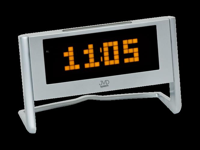 Svítící budík JVD system SB1252.2 156848