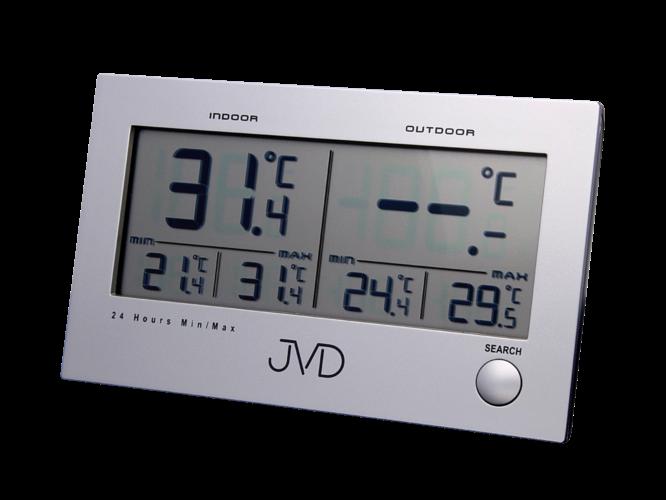 Digitální teploměr JVD T29 157243