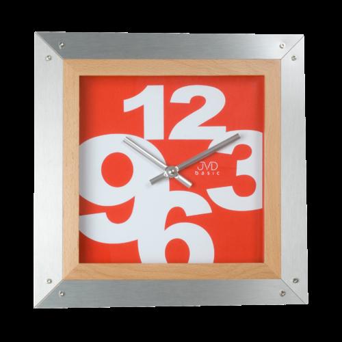 Náastěnné hodiny JVD basic N26109.1 157304