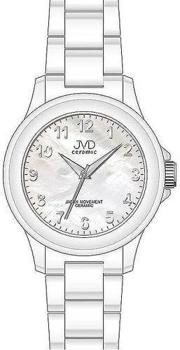 Náramkové hodinky JVD ceramic J6009.1 157241