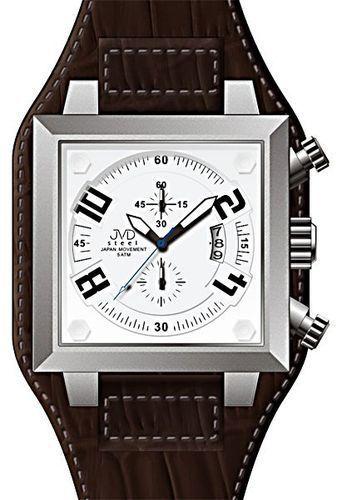 Náramkové hodinky JVD Steel J1055.1 157254