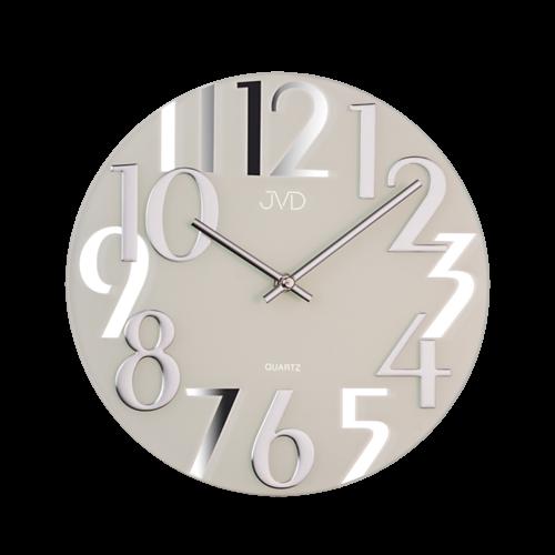 Nástěnné hodiny JVD design HT101.1 157206