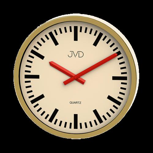 Nástěnné hodiny JVD quartz H306.3 157220