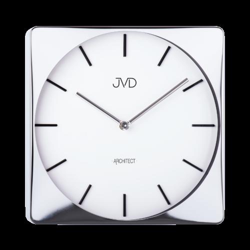 Designové kovové hodiny JVD -Architect- HC10.1 157718