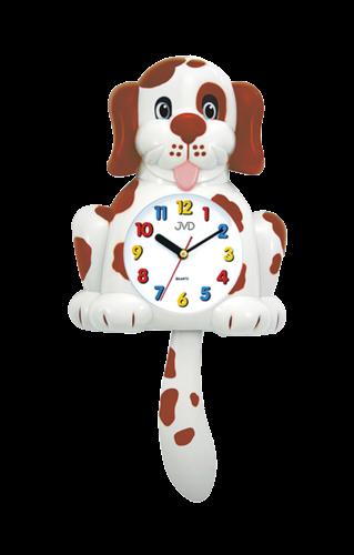 Dětské nástěnné hodiny JVD HF61.1 157531