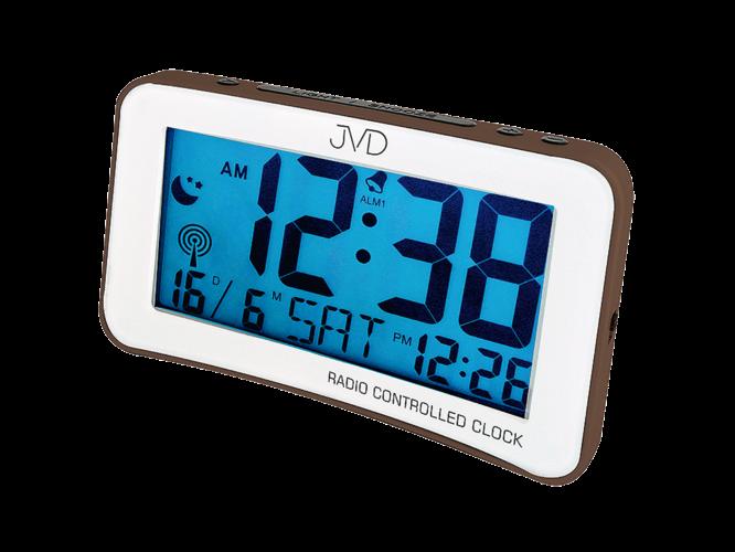 Digitální budík JVD RB860.4 157515
