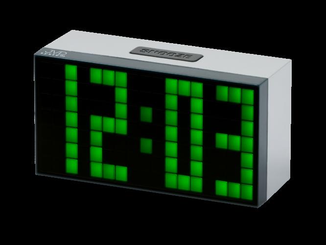 Hodiny na zeď Digitální budík JVD SB2083.3 157712 Designové hodiny