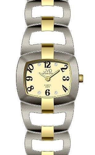 Náramkové hodinky JVD titanium J5003.1 157545