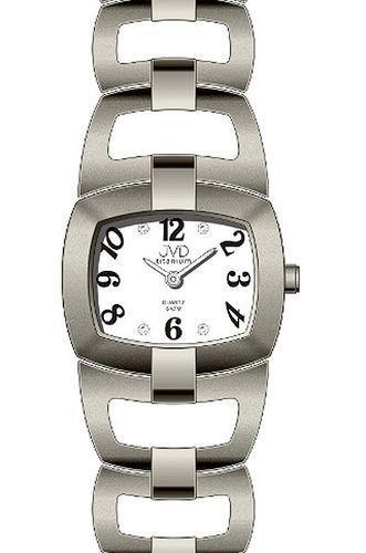 Náramkové hodinky JVD titanium J5003.3 157546