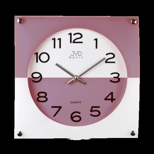 Nástěnné hodiny JVD quartz N28114.4 157727