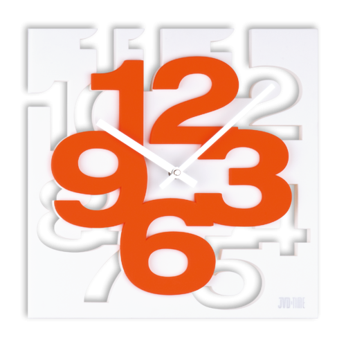 Nástěnné hodiny JVD TIME H106.1 157789