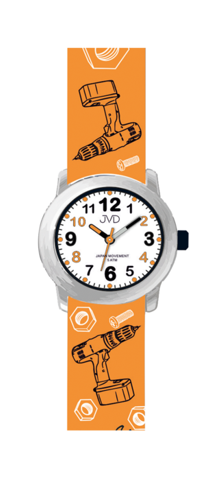 Dětské náramkové hodinky JVD J7175.1 159060