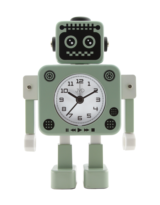 Dětský budík JVD ROBOT SRP2312.1 158100